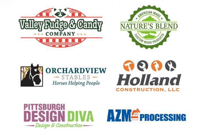 Freelance Logo Design in Sewickley PA