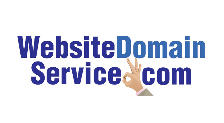 Website Domain Service Logo